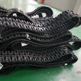 Uperior Traction Replacement Rubber Tracks For Excavators 250mm * 52.5mm * 76 Links
