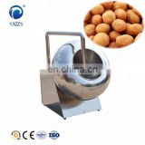 TZ-1000 stainless steel 1m Dia Full automatic chocolate sugar coating machine