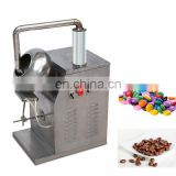 small coating pan sugar coated jelly candy sugar chocolate coating machine