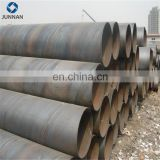 Thin Wall Carbon Steel Spiral Wound Tube For oil or gas transport