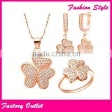 gold plated indian bridal jewelry set
