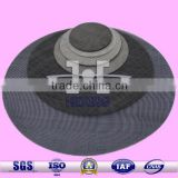 low carbon steel wire mesh| soft black wire cloth used in rubber industry