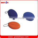 Promotion plastic pocket coin holder