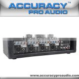 75W 4CH Powered Professional Sound Equipment Mixer PM408
