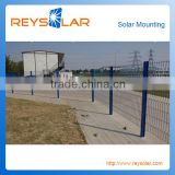 aluminum fencing mounting net aluminum shelf brackets for sale solar mounting racking for fence