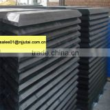 thickness 24mm cheaper reclaimed materials uhmw pe Abrasion Resistance uhmw polyethylene sheet for coal bin liner