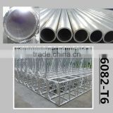 Whosale dj booth truss, aluminum spigot truss for trade show booth/ dj equipment/ concert