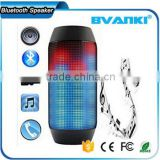 Wholesale alibaba new products 2016 With LED light Outdoor Flashing sports wireless portable car mini bluetooth speaker                                                                                                         Supplier's Choice