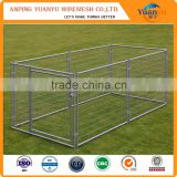 stainless steel dog cage/foldable wire mesh pet cage