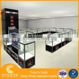 Good material acrylic mobile phone display cabiner clear plexiglass acrylic cabinet display case