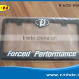 IVarious plastic parts license plate frame processing price concessions quality assurance