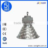 TUV Approved IP66 Aluninum Housing Vacuum Coating 200W High Bay 200W Price Induction Lamp