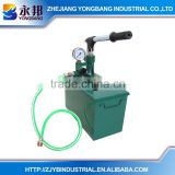 China Supplier YONGBANG Testing Equipment YB-SB-4.0 Hydrostatic Manual Pipe Pressure Test Pump