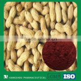 Factory supply peanut Shell Extract 98% Luteolin Peanut Extract