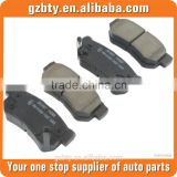 Rear Brake Pads Set OEM 58302-2EA30 for KIA sportage for Hyundai Tuscon