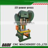 J21 Series punching machine fully automatic eyelet machine
