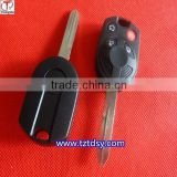 Tongda 4 button remote key shell usd on Jaguar