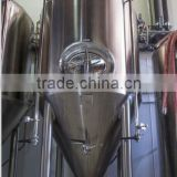 5 BBL / 50 BBL Stainless Steel Beer Fermenter For Laboratory / Brewing Institute