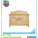 Wooden Baby Bed Baby Nursery Furniture Baby Cribs