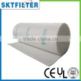 spray paint booth ceiling filter for automobile/compressed air filtec