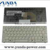 New Brand US Version Laptop Keyboard for ASUS EPC 900HA White Color