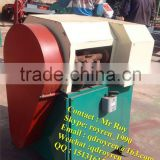 Waste Used tire cutting machine waste tyre block cutter
