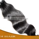 14 to 36 inches Top Grade 100% Virgin raw material indian hair slightly tighter curl pattern