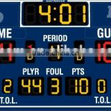 wholesale www.xxx.com segment led basketball score board/free xxx led scoreboard on sale