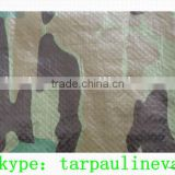 price of polyethylene sheet&neoprene sheet camouflage&good quality tarpaulin with PP film