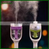 12V Free Sample USB car aroma humidifier steam air purifier Aromatherapy oil diffuser                                                                                                         Supplier's Choice