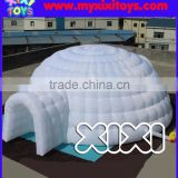 Outdoor cheap oxford inflatable dome, party inflatable igloo tent for sale                                                                         Quality Choice