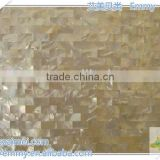 Pure white pearl oyster shell mosaic tile