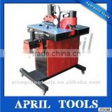 Copper Busbar Processor Machine DHY-200 with three functions of punching/cutting/bending of 12mm