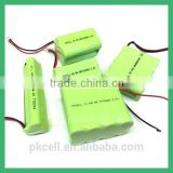 Shenzhen Factory Price of High Quality 1.2V Nimh AA/AAA/C/D/SC/F Rechargeable Battery Pack