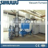 High-pressure gas quenching vacuum furnace Used for bright quenching/annealing/tempering