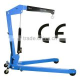 2Ton foldable shop crane/engine crane SC2000 CE certification