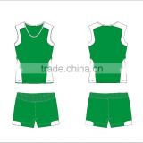 sleeveless volleyball jersey/t shirt with various design