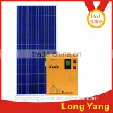 300W solar power DC and AC system used solar generators for sale solar powered home generators
