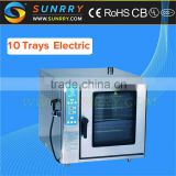 Professional Electric Combi Oven and 10 Trays Electric Steam Oven                                                                         Quality Choice