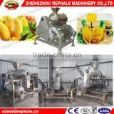Mango destoning and pulping machine with factory direct sale price