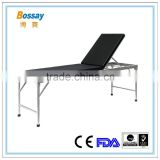 BS - 775 Clinic Examination Beds Patient Examination Bed With Back-rest Function