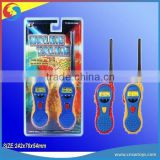 DD0550337 Blue Color Toy Walkie Talkie