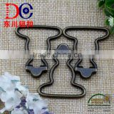 Manufacturing Wholesale Suspender Adjustable Buckle /Metal Adjustor Buckle