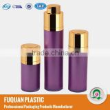 Plastic rotary vacuum bottle cosmetics for facial mask