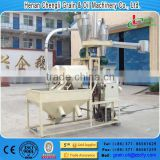 2016 hot sale 650kgs per hour electric multifunctional automatic wheat small scale flour mill machinery