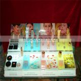 custom acrylic cosmetic displays trays discount                                                                         Quality Choice
