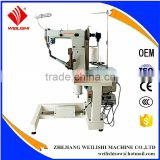 161/168 industrial shoe sole making mocca seat inner sewing machine