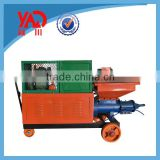 The best automation wall cement plastering machine/plaster of paris bandage machine/spraying plaster machine
