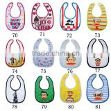 China Alibaba wholesale cotton disposable baby towel bib