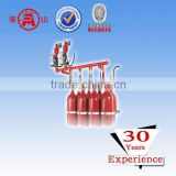 HFC-227ea clean agent gas fire extinguisher for fire suppression system
